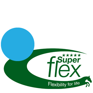 ross on wye graphics | Superflex logo